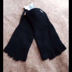 Ralph Lauren Navy Blue Gloves